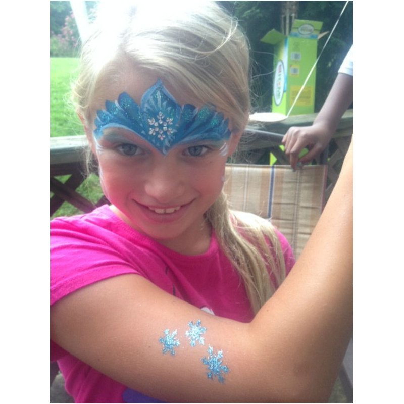 Disney's Frozen theme Temporary tattoos for kids
